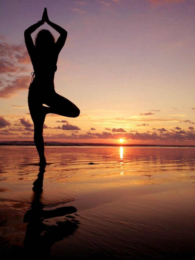"""""""...yoga is a path to undo the root of all types of misery through the direct experience of deep, clear, open awareness.""""n"""